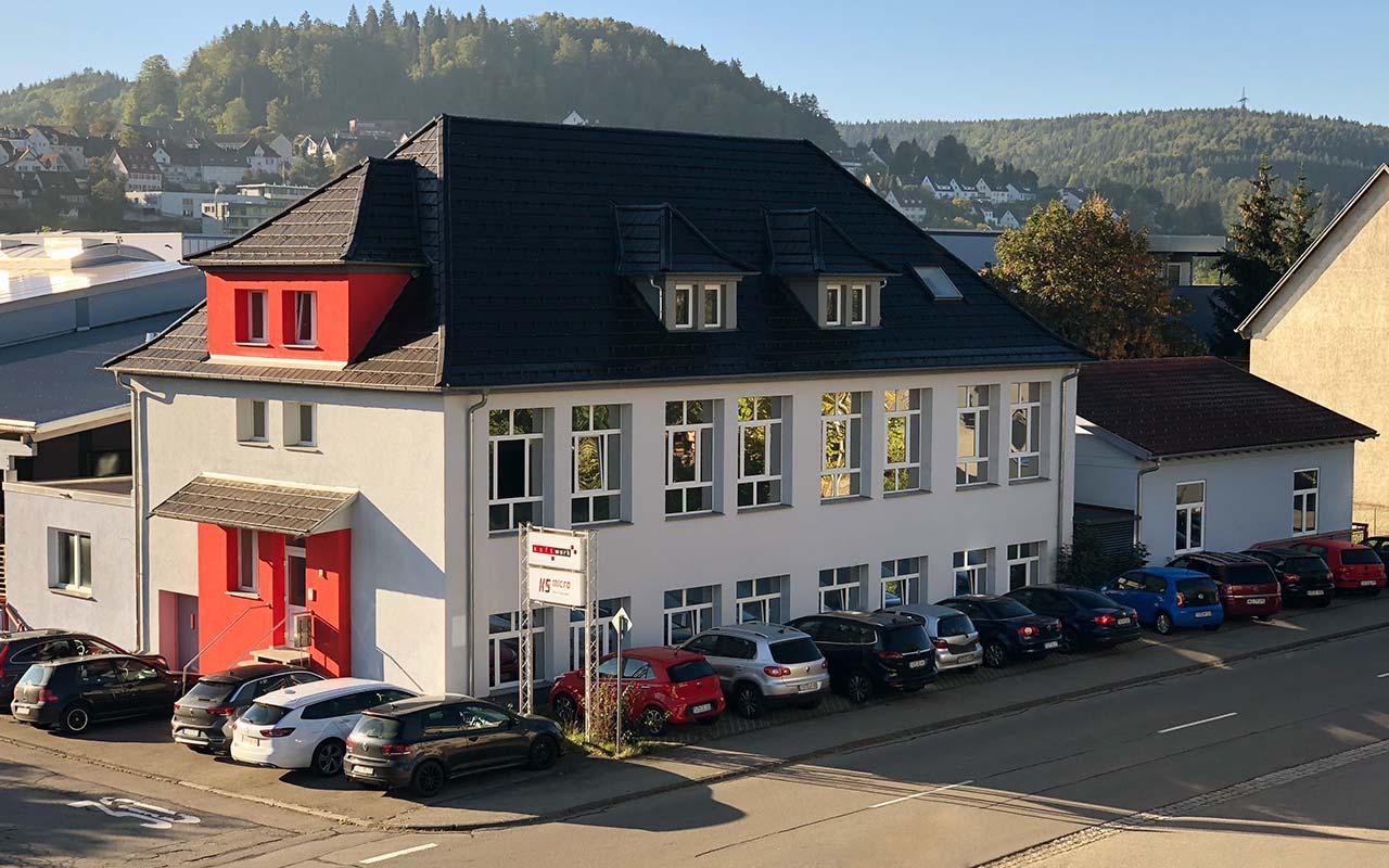 KS-Micro Firmengebäude